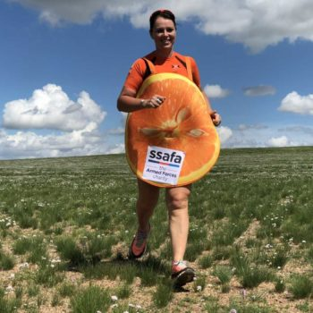 Sally Orange- United Kingdom